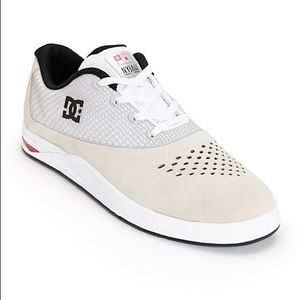 Brand new men's Dc Nyjah Huston skate shoe